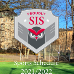 Sports Schedule 2021/22